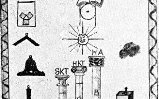 Табель первого градуса устав Эмулейшн, другое издание другого художника