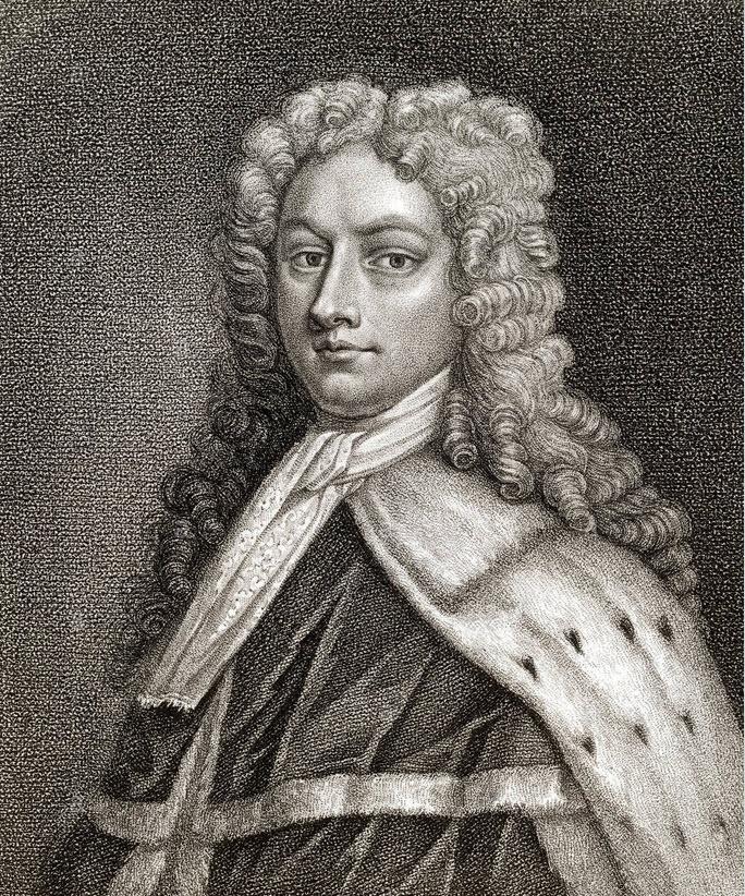 Герцог Уортон (фр. Duc de Wharton)
