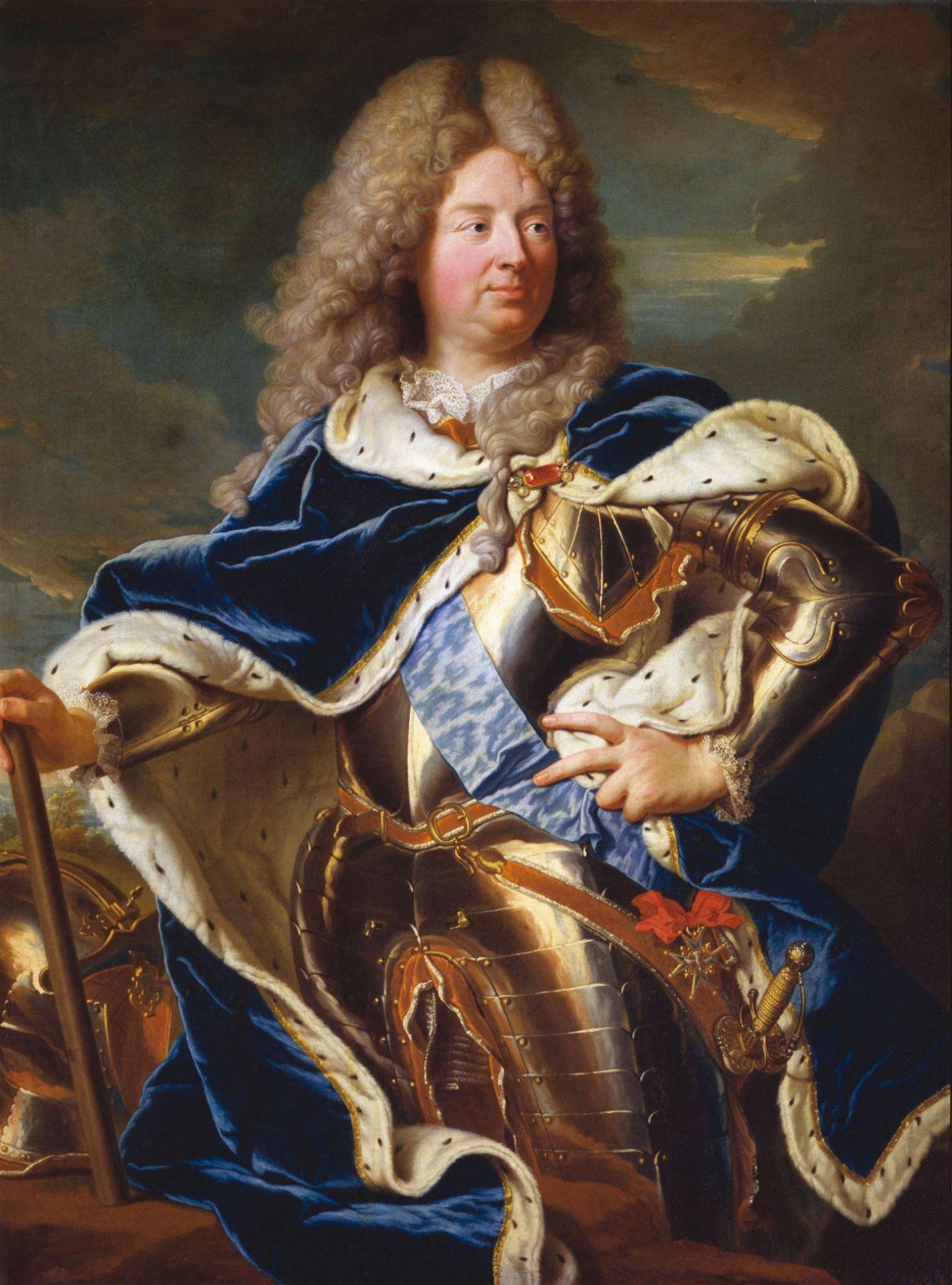 Луи де Пардайан Гондрэн (фр. Louis de Pardaillan de Gondrin, 1707—1743), первый герцог де Антин