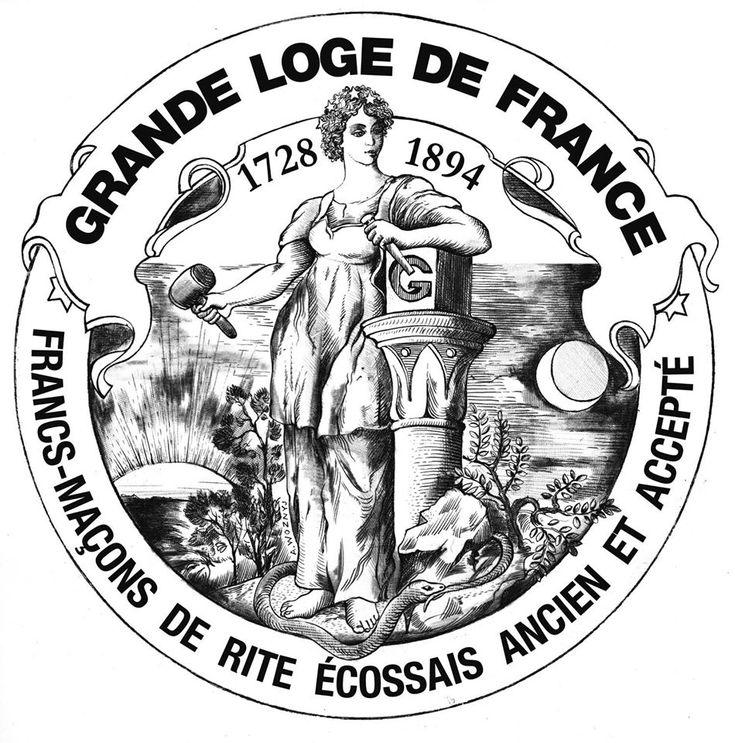 печать Великой Ложи Франции